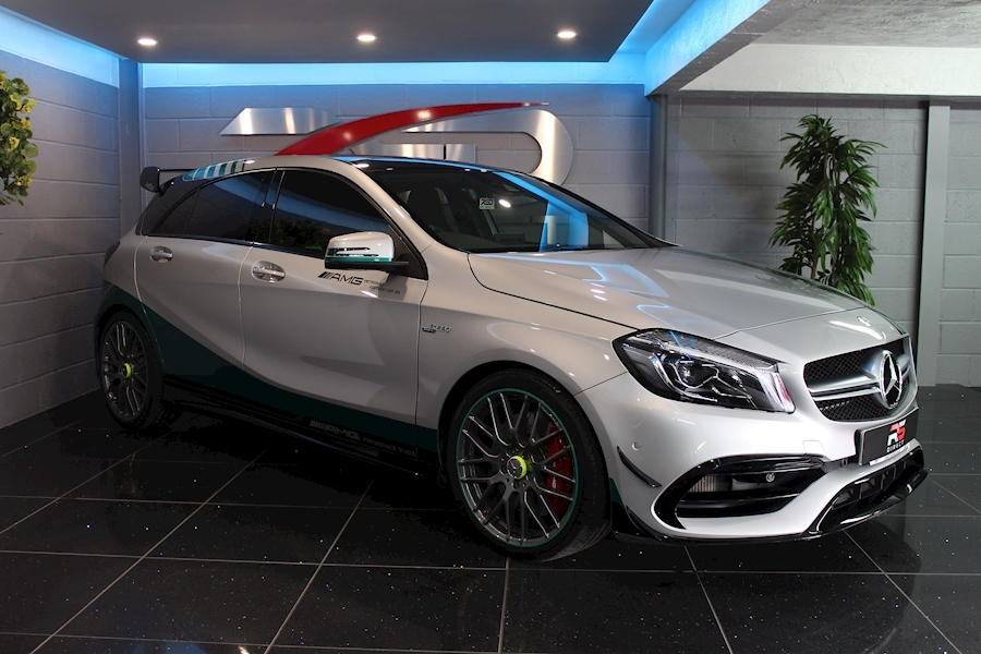 Mercedes A-Class Amg A 45 4Matic Petronas 15 World Ch Ed - Large 8