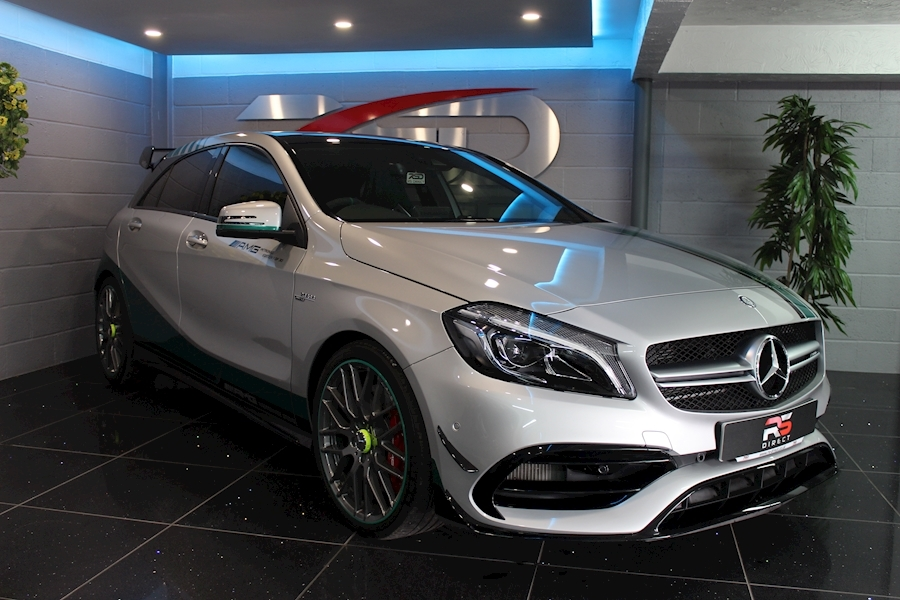 Mercedes A-Class Amg A 45 4Matic Petronas 15 World Ch Ed - Large 10