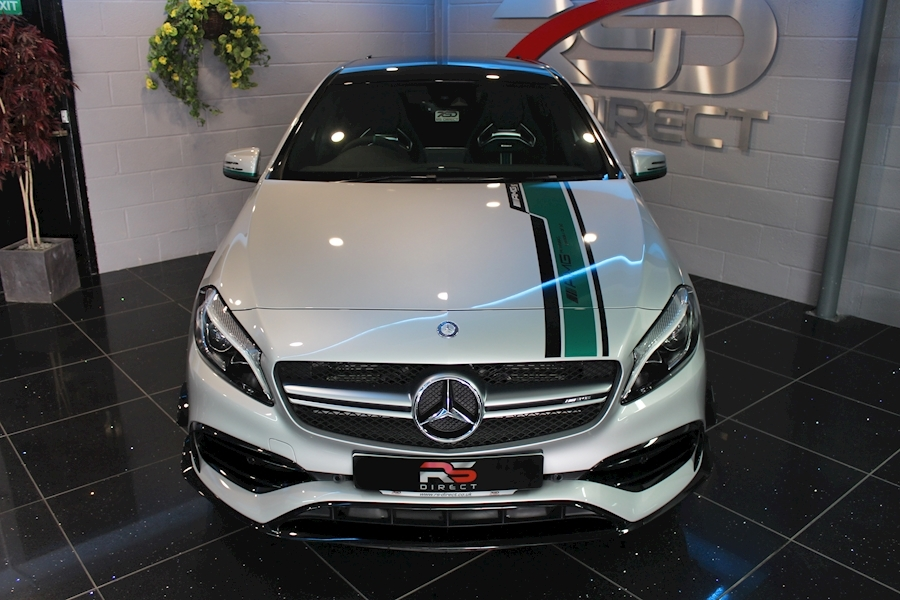 Mercedes A-Class Amg A 45 4Matic Petronas 15 World Ch Ed - Large 4