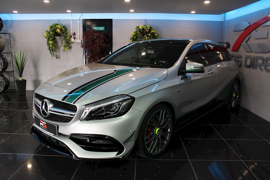 Mercedes A-Class Amg A 45 4Matic Petronas 15 World Ch Ed - Large 6