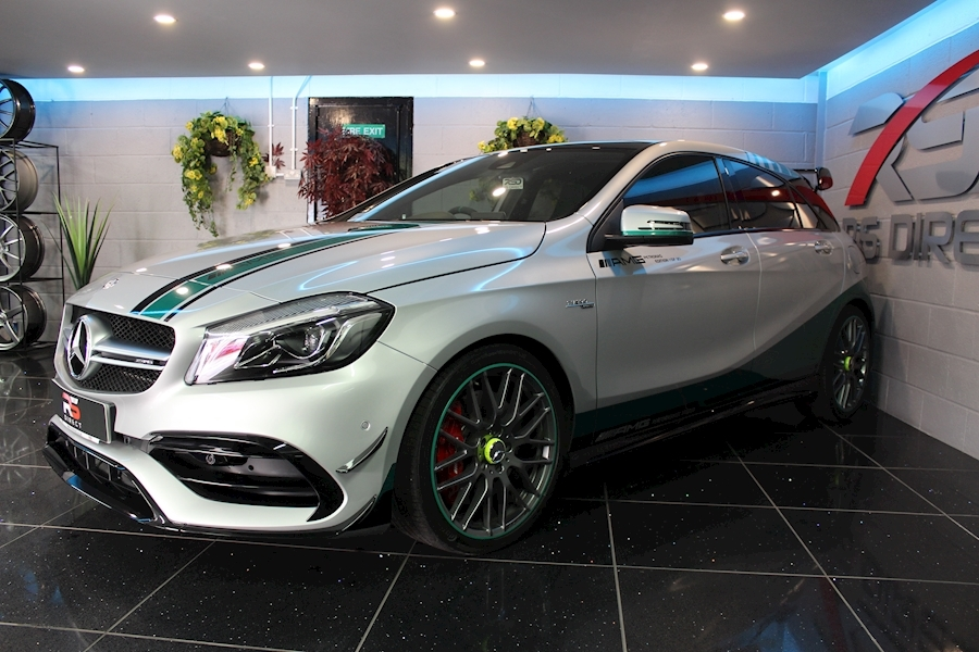 Mercedes A-Class Amg A 45 4Matic Petronas 15 World Ch Ed - Large 14