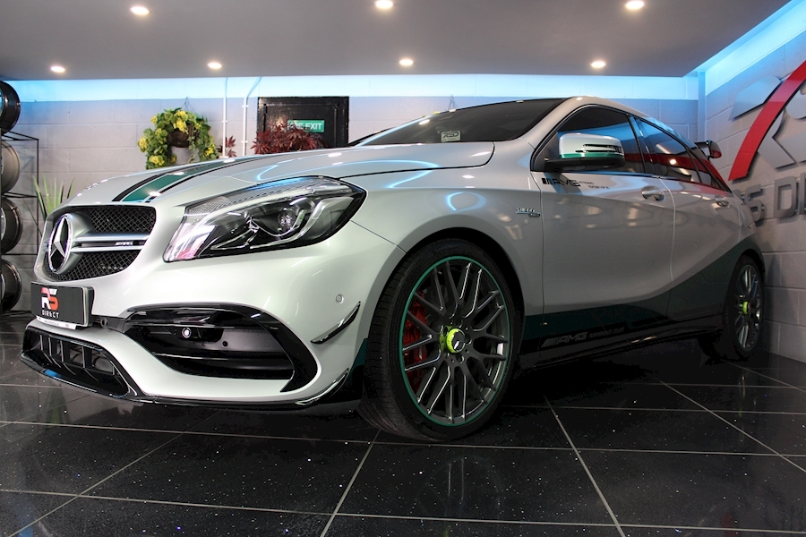 Mercedes A-Class Amg A 45 4Matic Petronas 15 World Ch Ed - Large 16