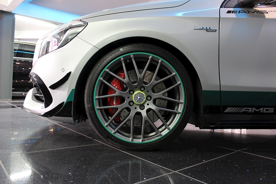 Mercedes A-Class Amg A 45 4Matic Petronas 15 World Ch Ed - Large 18