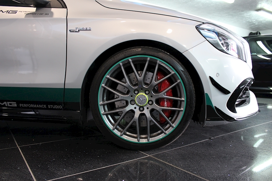 Mercedes A-Class Amg A 45 4Matic Petronas 15 World Ch Ed - Large 19