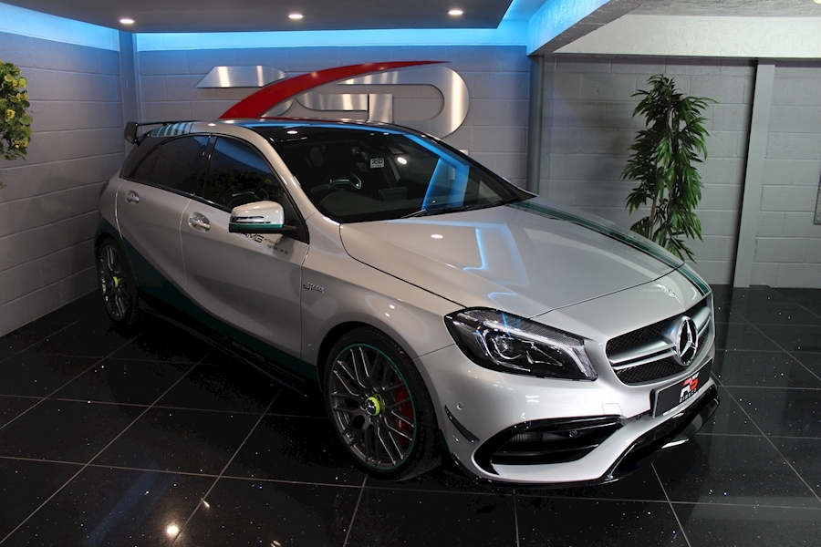 Mercedes A-Class Amg A 45 4Matic Petronas 15 World Ch Ed - Large 12