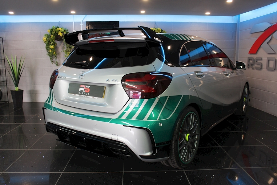 Mercedes A-Class Amg A 45 4Matic Petronas 15 World Ch Ed - Large 25