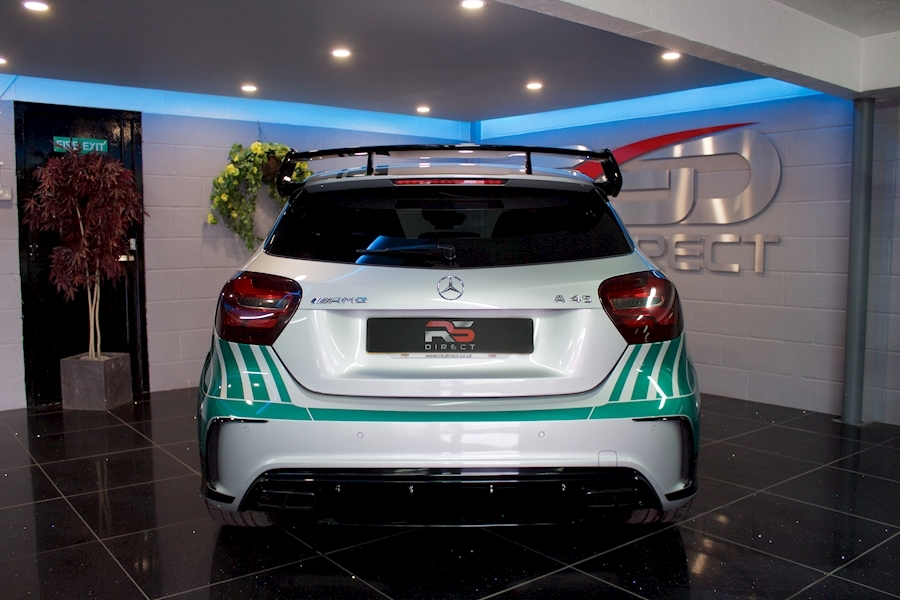 Mercedes A-Class Amg A 45 4Matic Petronas 15 World Ch Ed - Large 27