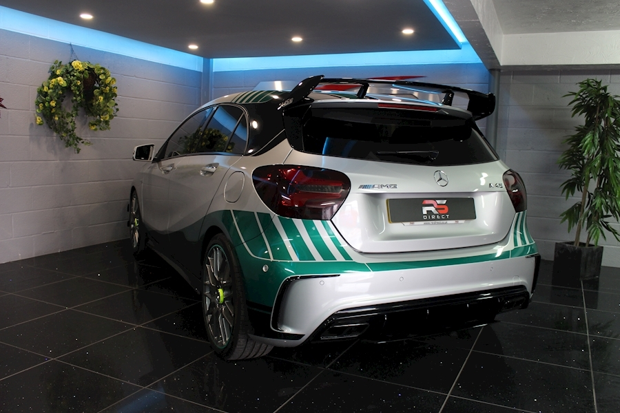 Mercedes A-Class Amg A 45 4Matic Petronas 15 World Ch Ed - Large 30