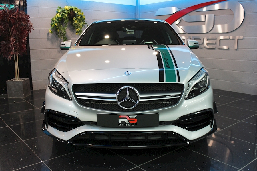 Mercedes A-Class Amg A 45 4Matic Petronas 15 World Ch Ed - Large 0