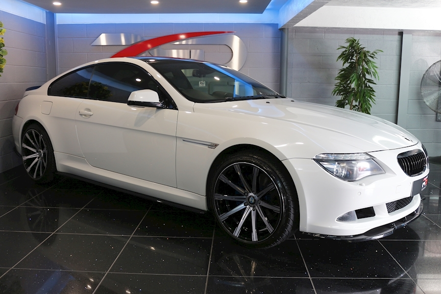 Bmw 6 Series 635D Sport Auto - Large 0