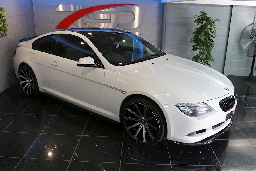 Bmw 6 Series 635D Sport Auto - Large 3