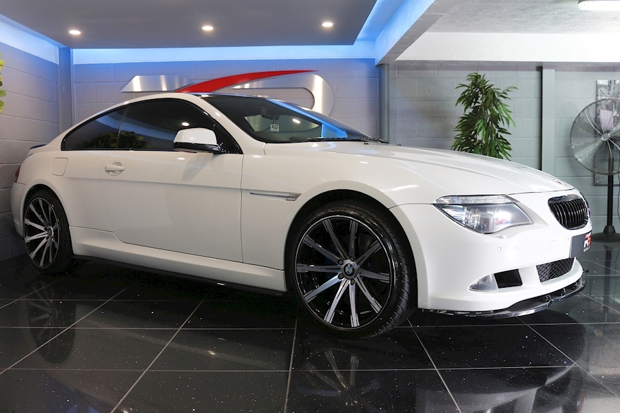 Bmw 6 Series 635D Sport Auto - Large 4