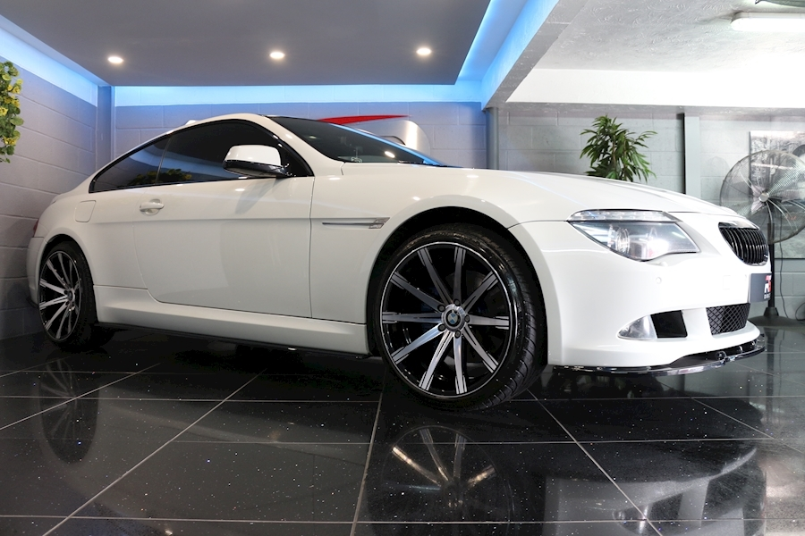 Bmw 6 Series 635D Sport Auto - Large 5