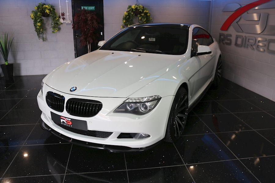 Bmw 6 Series 635D Sport Auto - Large 8