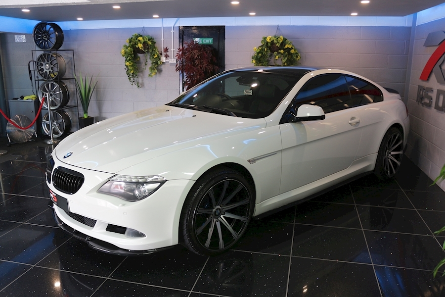 Bmw 6 Series 635D Sport Auto - Large 9
