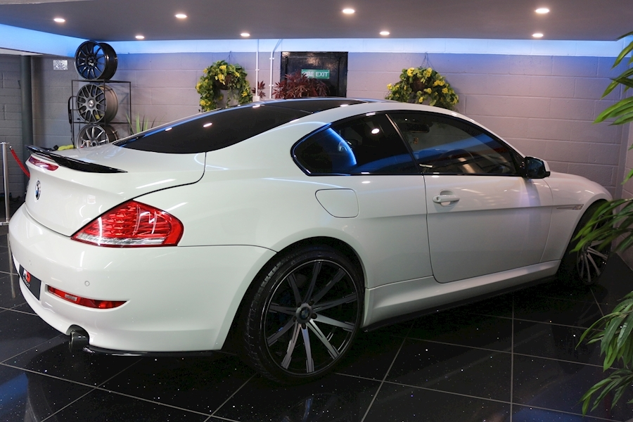 Bmw 6 Series 635D Sport Auto - Large 24