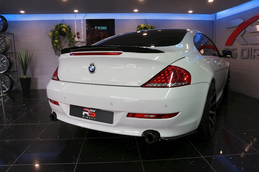 Bmw 6 Series 635D Sport Auto - Large 26
