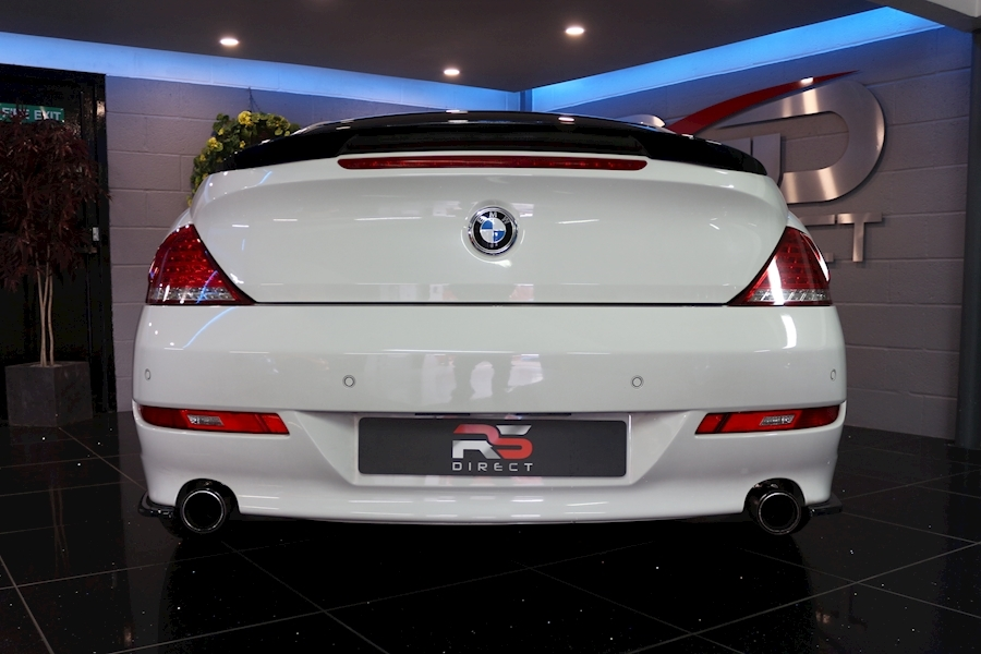 Bmw 6 Series 635D Sport Auto - Large 28
