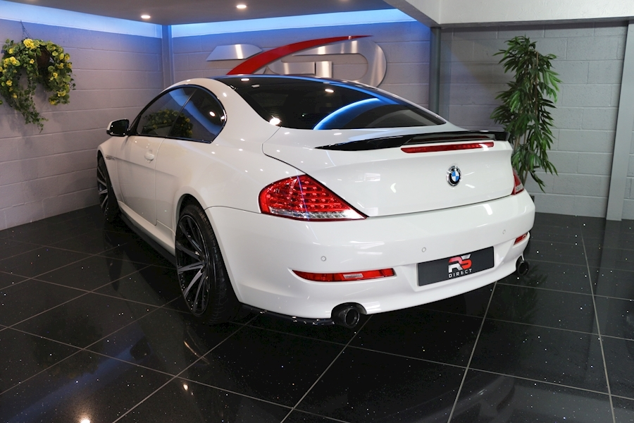 Bmw 6 Series 635D Sport Auto - Large 29