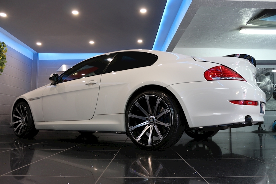 Bmw 6 Series 635D Sport Auto - Large 31