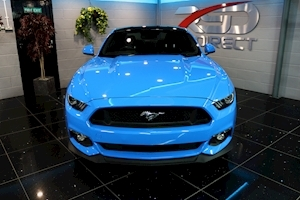 Mustang Mustang Gt Auto Coupe 5.0 Automatic Petrol