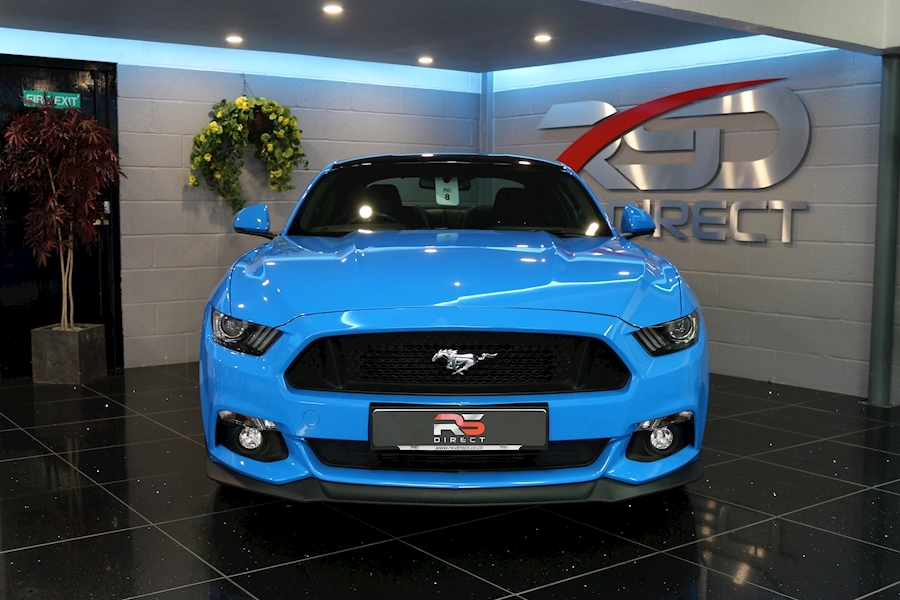 Ford Mustang Mustang Gt Auto - Large 4