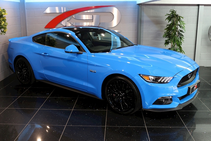 Ford Mustang Mustang Gt Auto - Large 6
