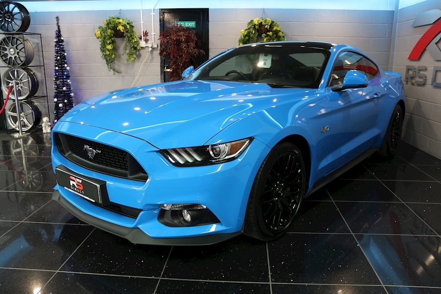 Ford Mustang Mustang Gt Auto - Large 9