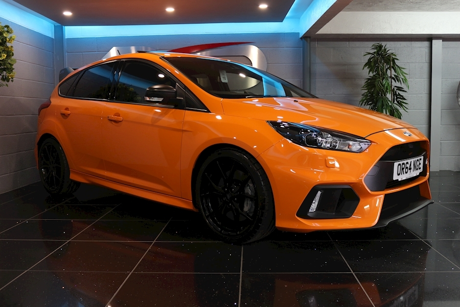Ford Focus RS Heritage - Large 4