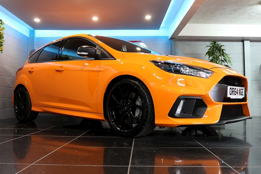 Ford Focus RS Heritage - Large 8