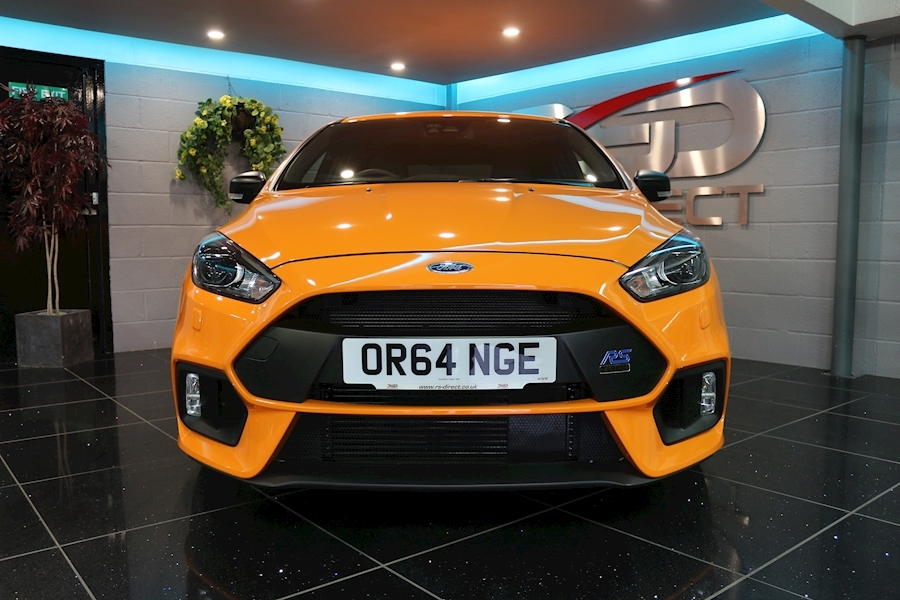 Ford Focus RS Heritage - Large 2