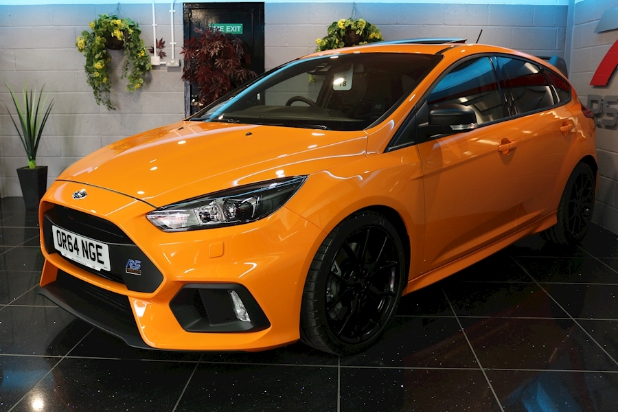 Ford Focus RS Heritage - Large 25