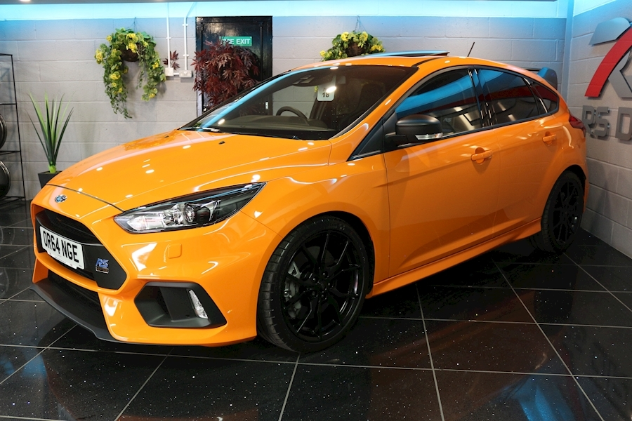 Ford Focus RS Heritage - Large 27