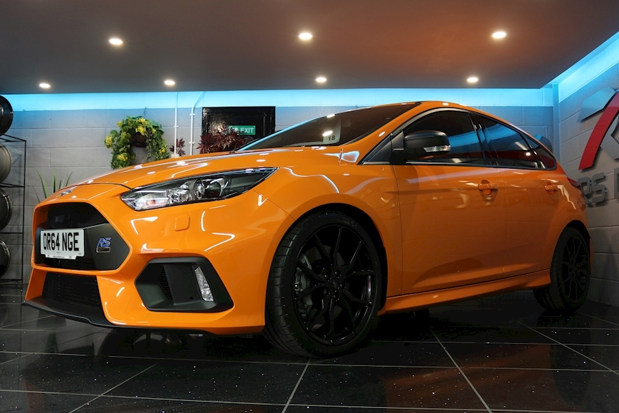 Ford Focus RS Heritage - Large 29