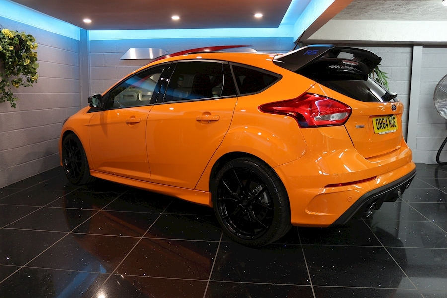 Ford Focus RS Heritage - Large 49