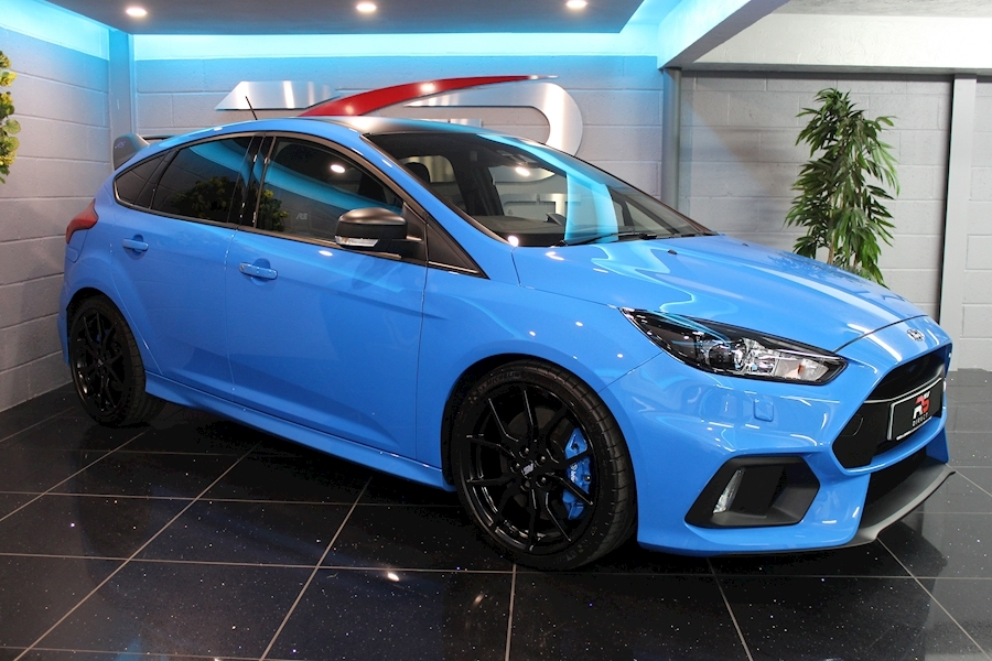 Ford Focus Rs Edition - Large 0