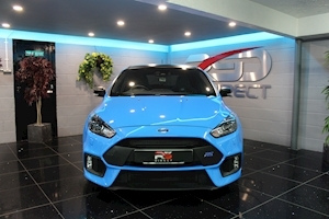 Focus Rs Edition Hatchback 2.3 Manual Petrol
