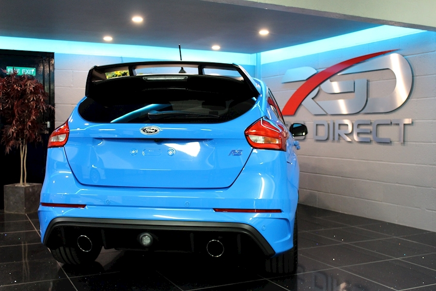Ford Focus Rs Edition - Large 29