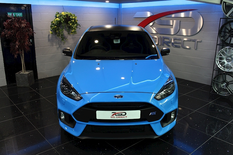 Focus RS Edition 2.3 5dr Hatchback Manual Petrol