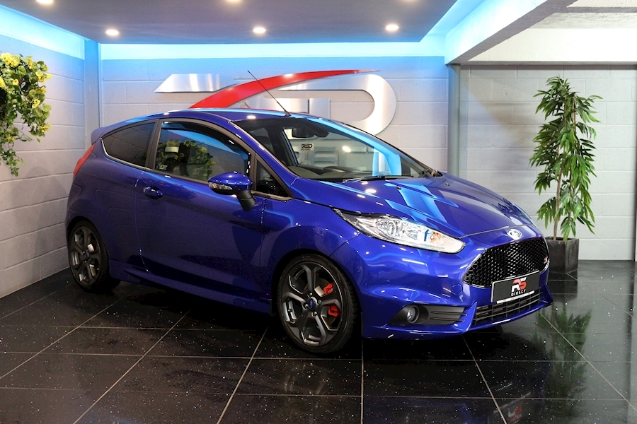 Ford Fiesta St-3 - Large 2