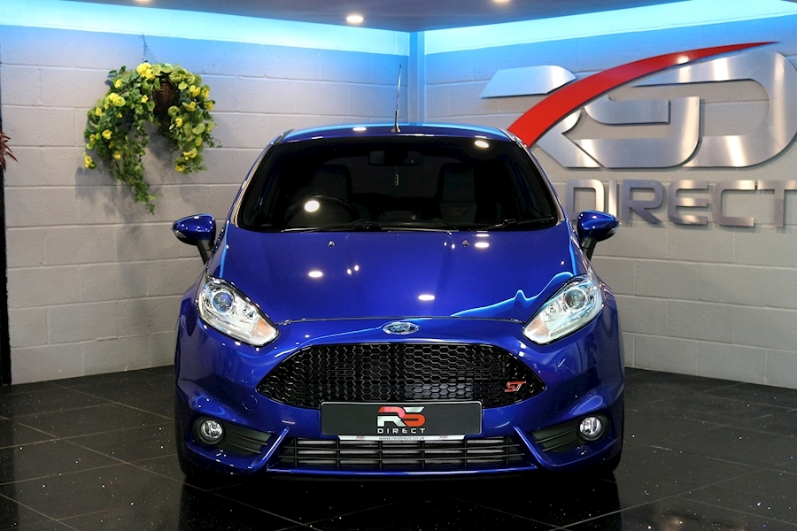 Ford Fiesta St-3 - Large 0