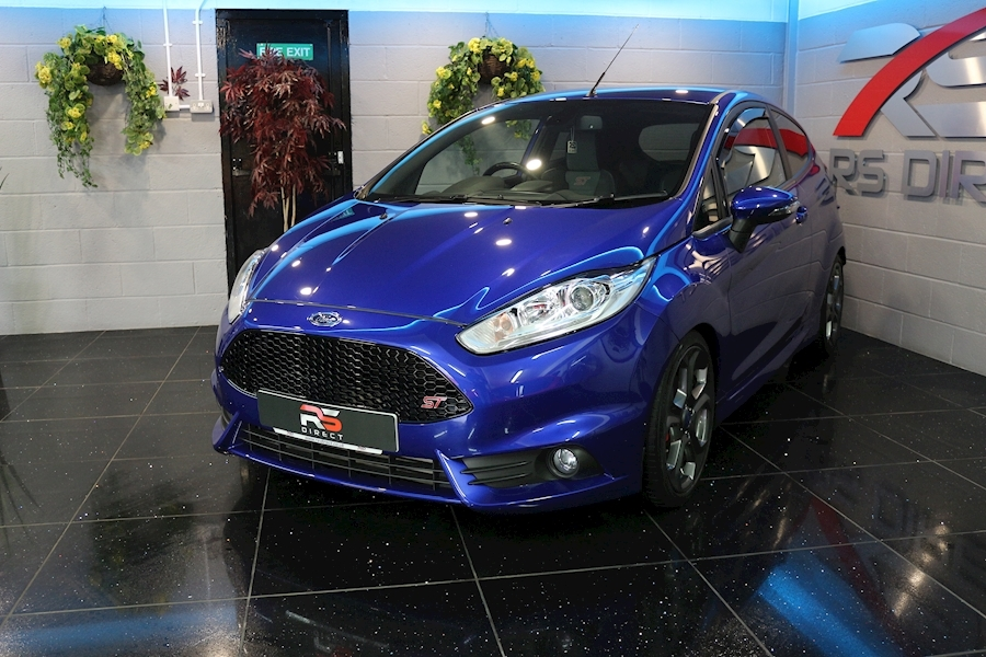 Ford Fiesta St-3 - Large 6