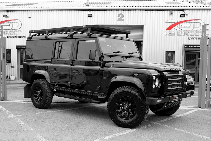 Land Rover Defender 110 Td Xs Utility Wagon - Large 4