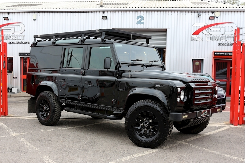 Land Rover Defender 110 Td Xs Utility Wagon - Large 0