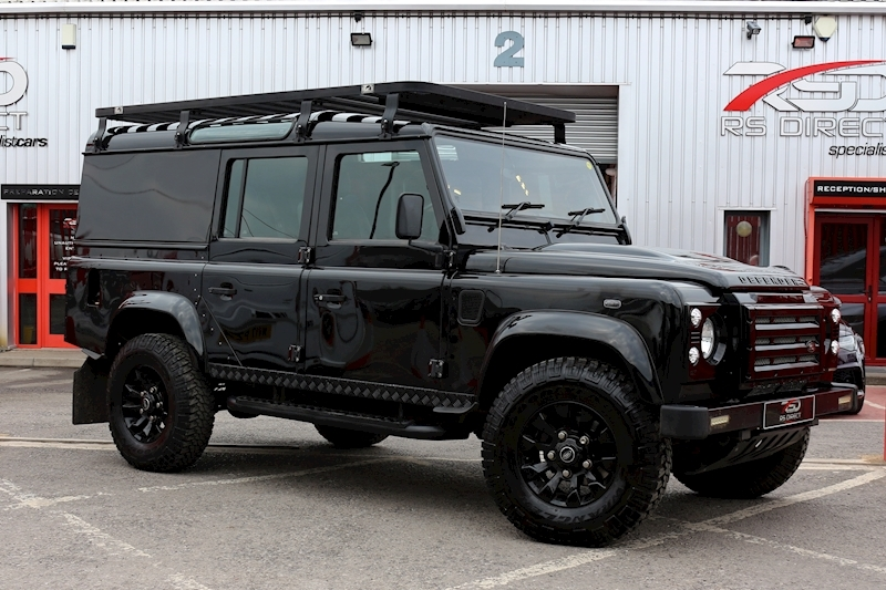Land Rover Defender 110 Td Xs Utility Wagon - Large 8