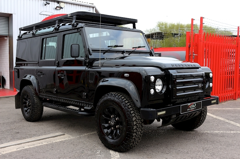 Land Rover Defender 110 Td Xs Utility Wagon - Large 9