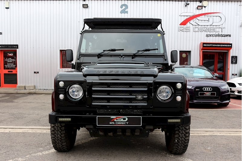Land Rover Defender 110 Td Xs Utility Wagon - Large 2