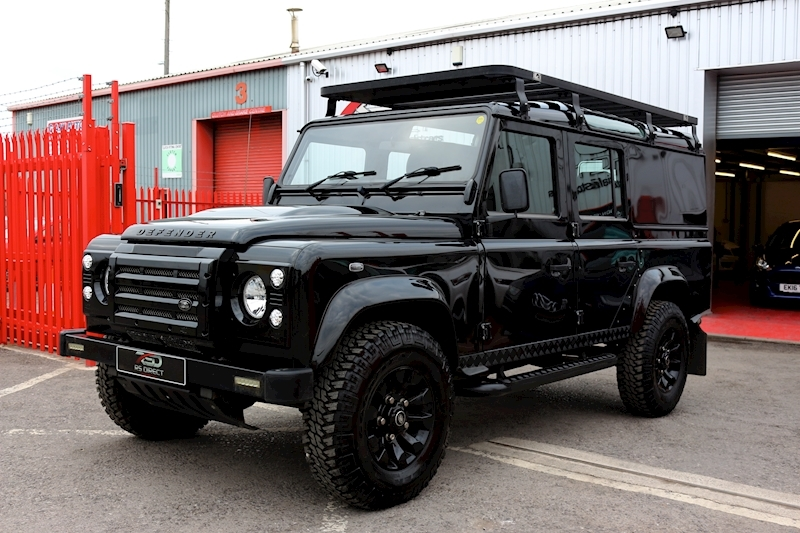 Land Rover Defender 110 Td Xs Utility Wagon - Large 10