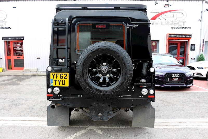 Land Rover Defender 110 Td Xs Utility Wagon - Large 21