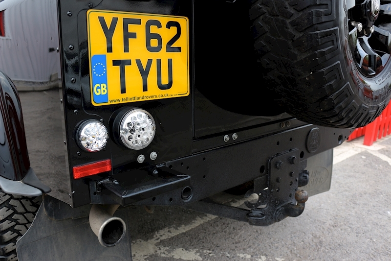 Land Rover Defender 110 Td Xs Utility Wagon - Large 25